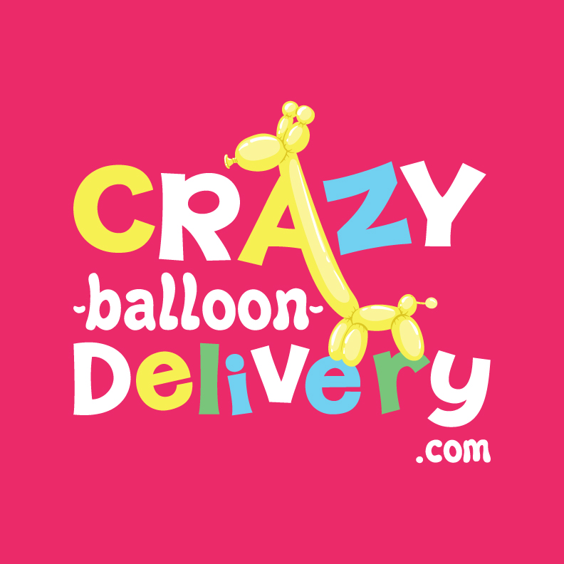 Crazy-Balloon-Delivery.com Logo