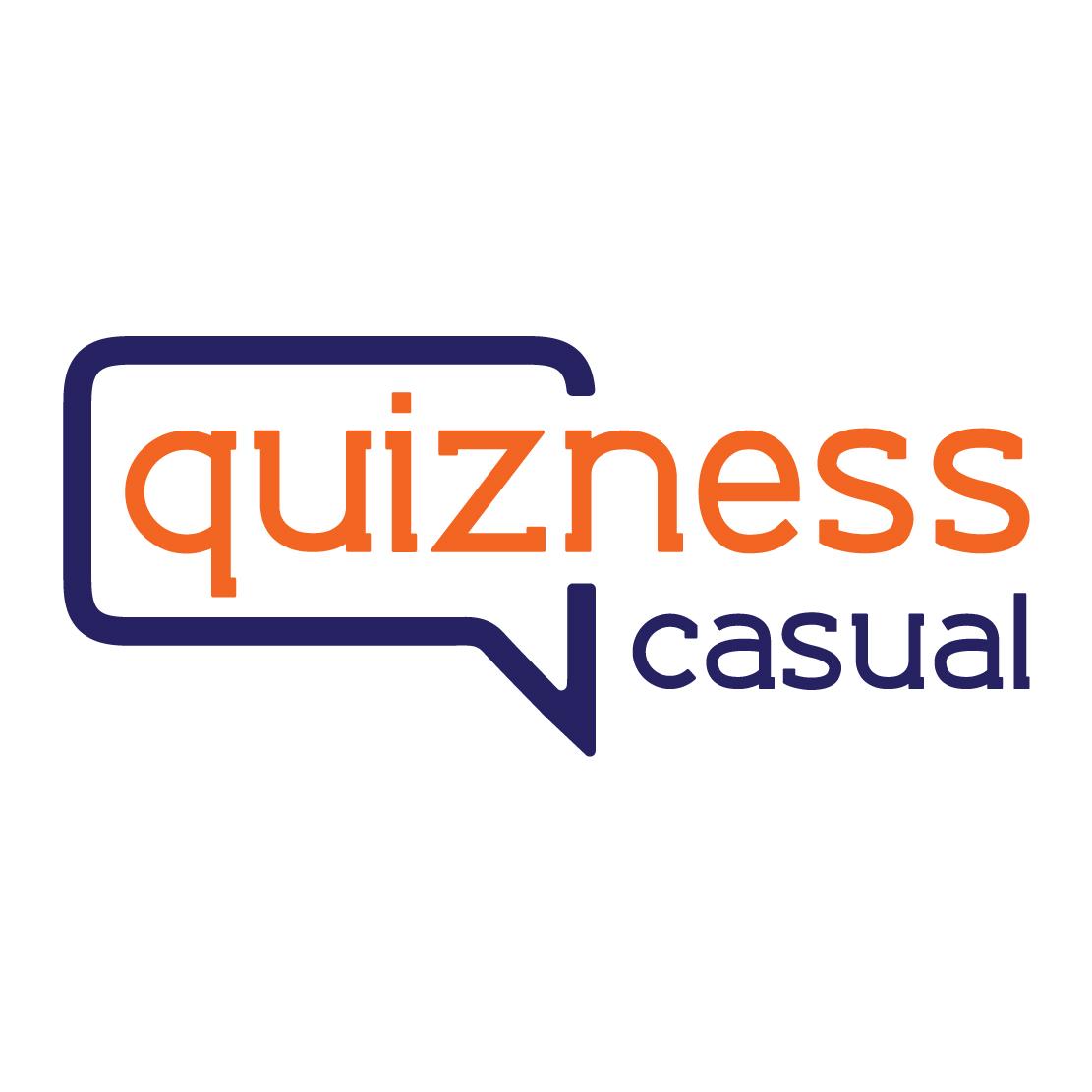 Quizness Casual Logo