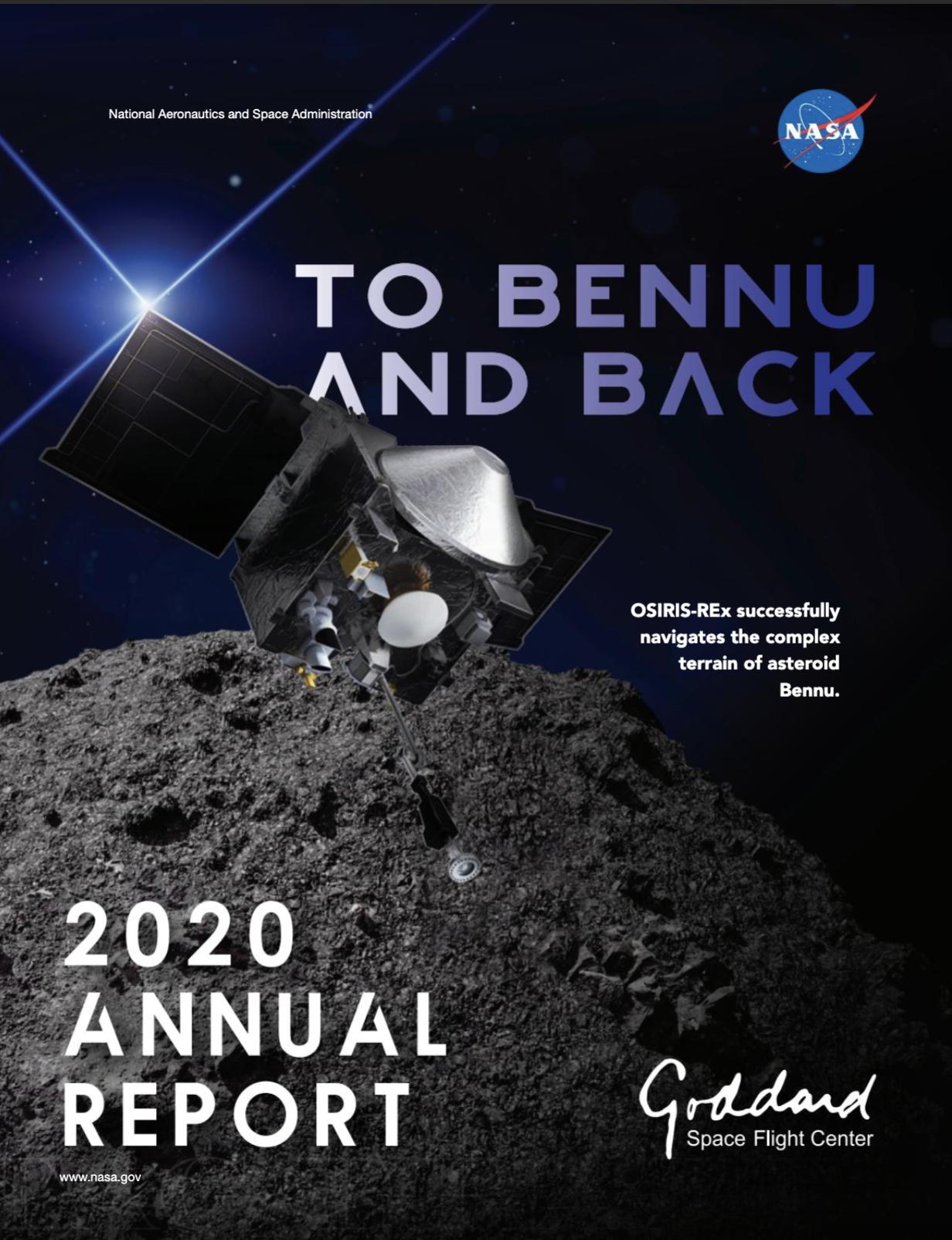 Goddard Space Flight Center Annual Report 2020